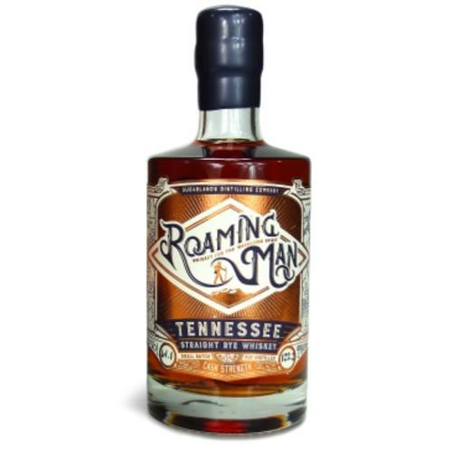 Roaming Man Tennessee Straight Rye Whiskey