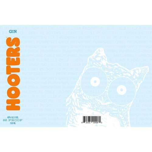 Hooters Gin