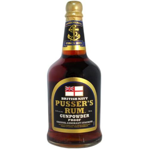 Pusser's Rum Gunpowder Proof