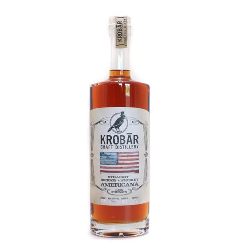 Krobar Cask Strength Bourbon