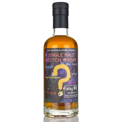 That Boutique-y Whisky Company Islay Blended Malt #2