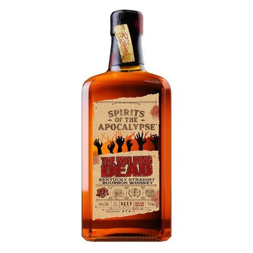 The Walking Dead Kentucky Bourbon Whiskey