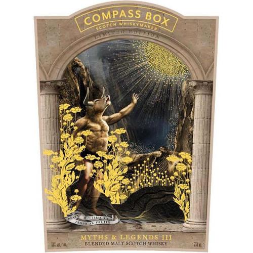Compass Box Myths & Legends III