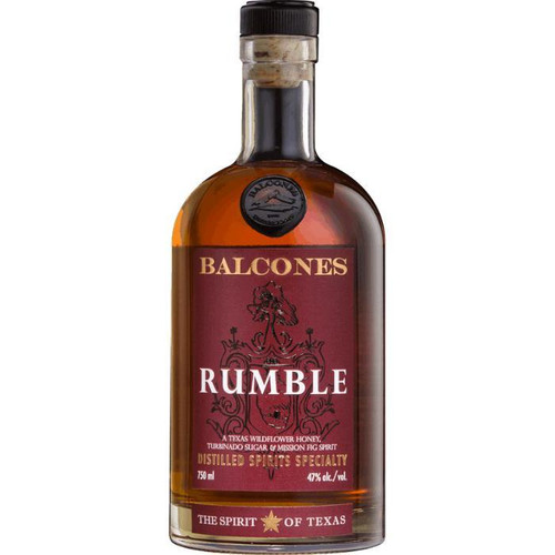 Balcones Rumble