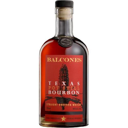Balcones Texas Pot Still Bourbon