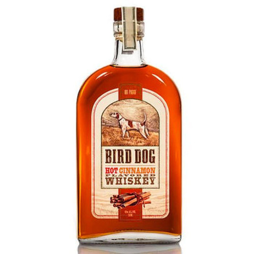 Bird Dog Hot Cinnamon Flavored Whiskey
