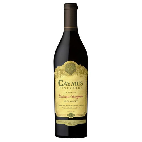 Caymus Vineyards Napa Valley Cabernet Sauvignon