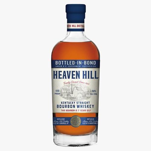 Heaven Hill Bottled In Bond 7 Year Old