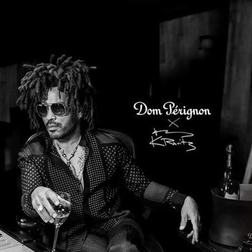 Dom Pérignon x Lenny Kravitz