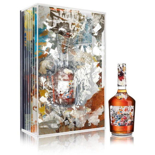 Hennessy V.s Limited Edition Deluxe Offer By Vhils