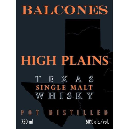 Balcones High Plains