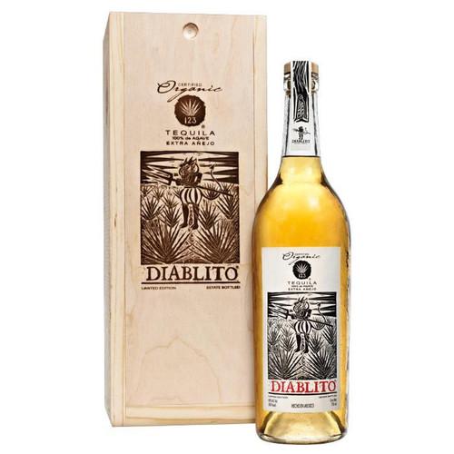 123 Organic Tequila Extra Añejo (Diablito)