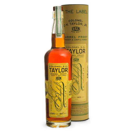 Colonel E.H. Taylor, Jr. Barrel Proof