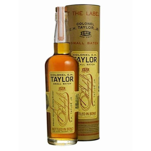 Buy Colonel E.H. Taylor, Jr. Small Batch online at sudsandspiits.com and have it shipped to your door nationwide.