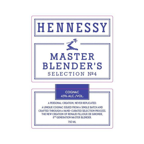 Hennessy Master Blender's Selection No. 4