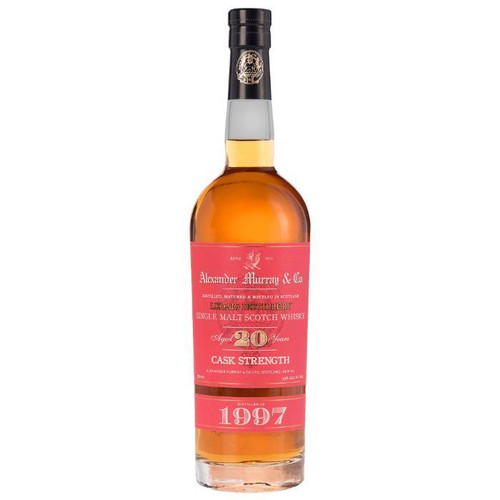 Alexander Murray Ledaig 20 Year Old 1997