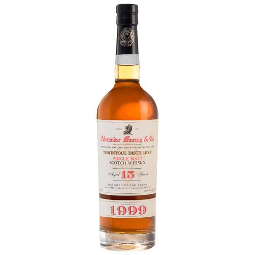 Alexander Murray Tomintoul 15 Year Old 1999