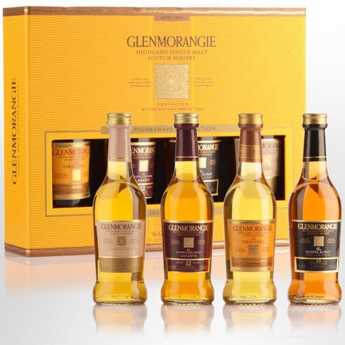Glenmorangie The Pioneering Collection