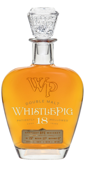 Buy WhistlePig 18 Year Old Double Malt online at sudsandspirits.com