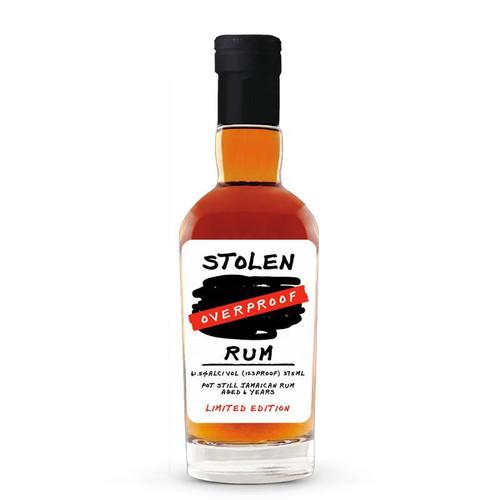 Stolen Overproof Rum (375ml)
