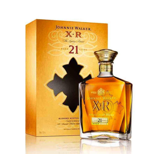 Johnnie Walker & Sons XR 21 Year Old