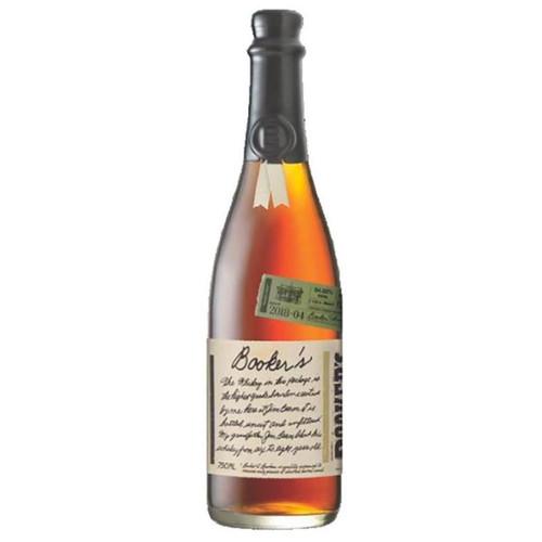 "Booker's Bourbon Batch 2018-04 ""Kitchen Table"""