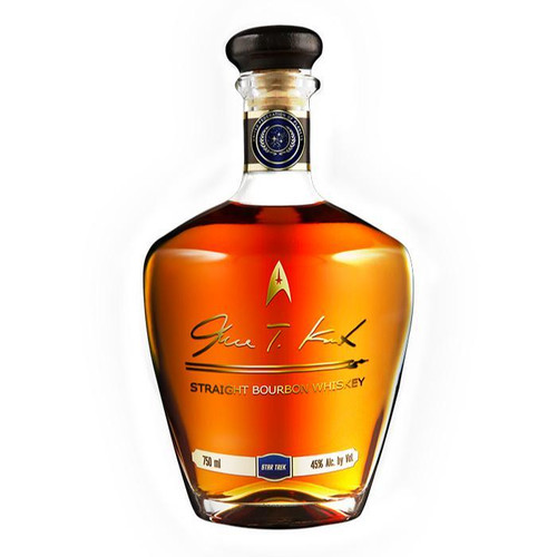James T. Kirk Straight Bourbon Whiskey