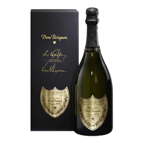 Dom Pérignon Vintage 2008 Chef de Cave Legacy Edition