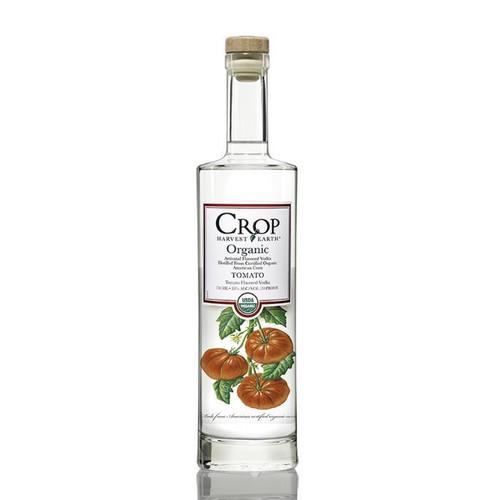 Crop Tomato Vodka