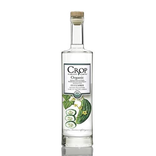 Crop Cucumber Vodka