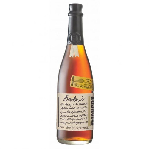 "Booker's Bourbon 2018-03 ""Kentucky Chew"""