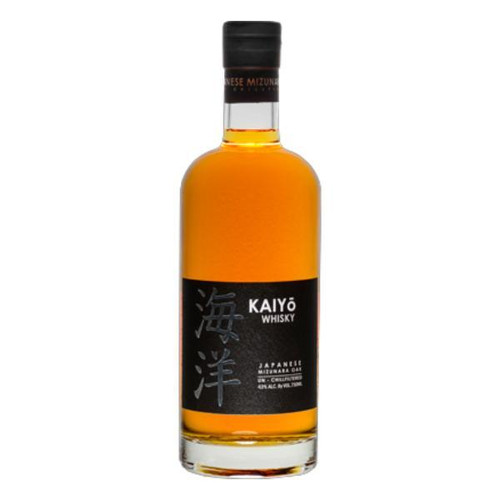 Kaiyō Japanese Mizunara Oak Whisky