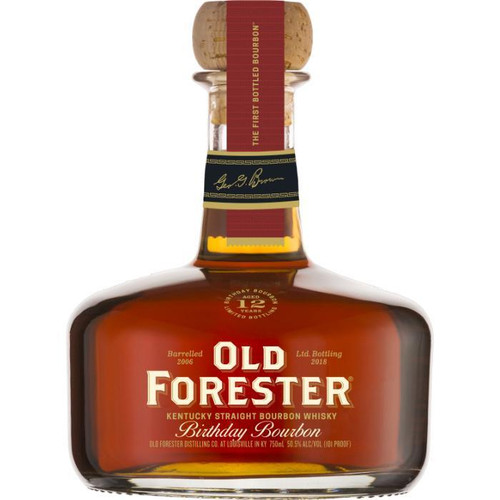 Old Forester 2018 Birthday Bourbon