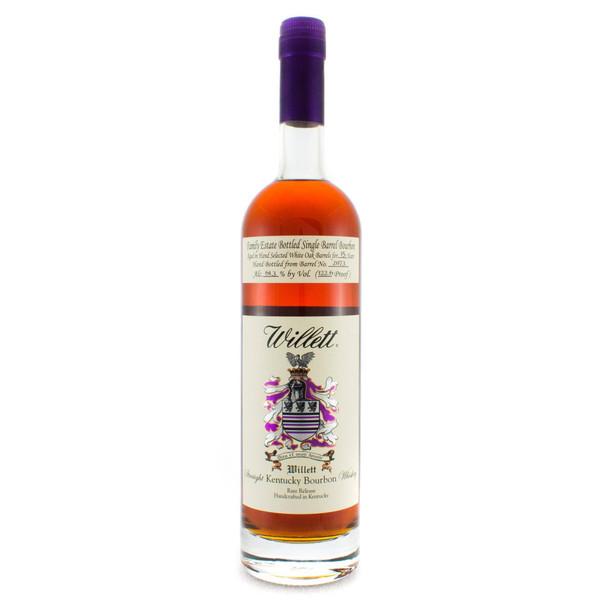Willett Family Estate Bottled Bourbon 15 Years Old Barrel No. 2073