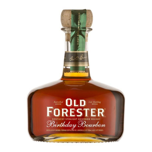Old Forester 2014 Birthday Bourbon