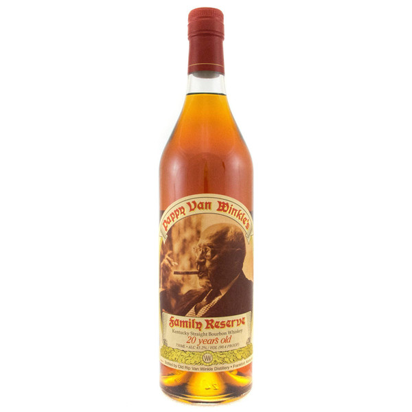 Pappy Van Winkle's 20 Year Family Reserve