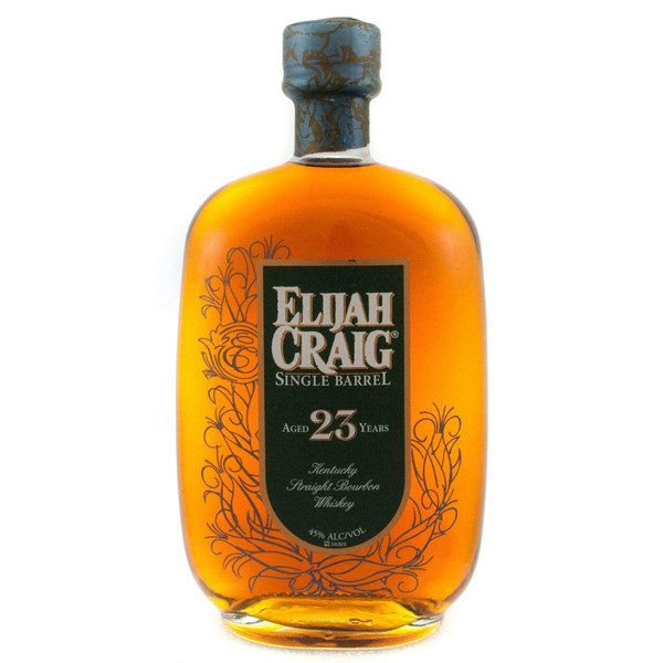 Elijah Craig 23 Year Old Single Barrel
