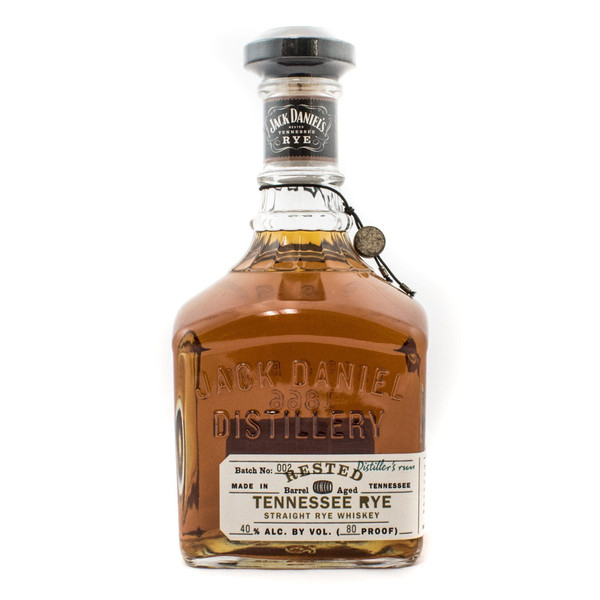 Jack Daniel's Rested Tennessee Rye