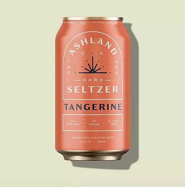 Tangerine Ashland Hard Seltzer
