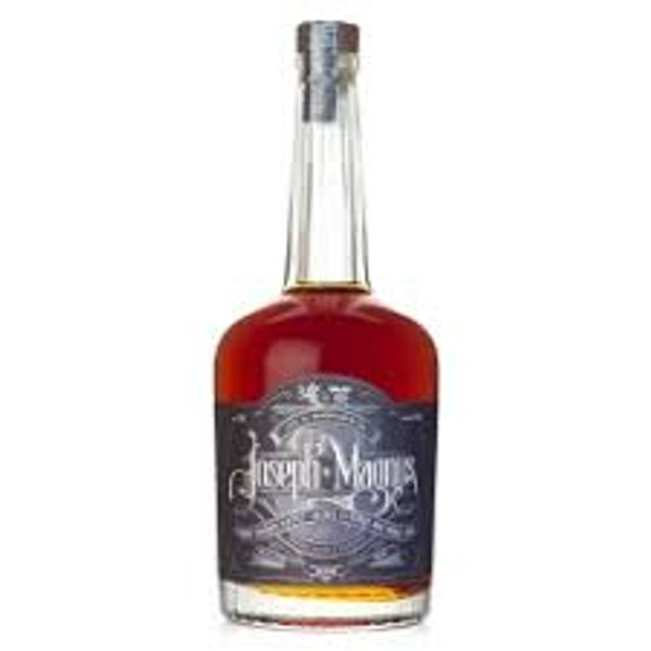 Buy Joseph Magnus Triple Cask Finished online at sudsandspirits.com and have it shipped to your door nationwide. Joseph Magnus Triple Cask Finished is a marriage of straight bourbon whiskey aged in white oak barrels and finished in Oloroso sherry, Pedro Ximénez sherry, and cognac casks.