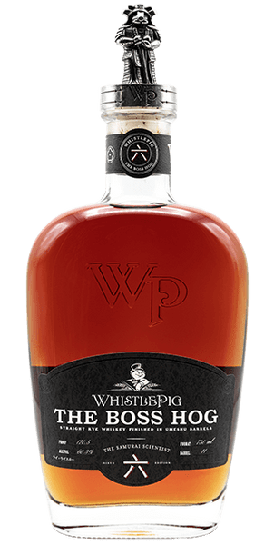 Buy Whistle Pig The Boss Hog Edition 六 online at sudsandspirits.com and have it shipped to your door nationwide. Whistle Pig The Boss Hog Edition 六 is the first American Whiskey finished using Japanese Umeshu, the result of a true collaboration between WhistlePig and Kitaya brewery on Japan's Kyushu island