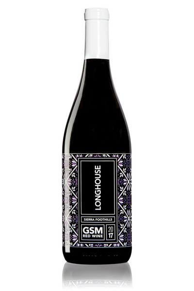 """Buy Longhouse Wines online at sudsandspirits.com and have it shipped to your door nationwide. Founded by brothers Ryan and Andrew Jacobson (San Diego based), Longhouse Wines produces wines sourced from small """"mom & pop"""" vineyards around California, with an emphasis on premium AVAs like the Sierra Foothills, Sonoma, and Monterey."""