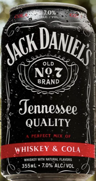 Buy Jack Daniels Can Cocktails online at sudsandspirits.com and have it shipped to your door nationwide. Looking to enjoy one of the all-time classic drinks? We're way ahead of you. This combination of real Jack and fizzy cola is perfectly mixed and already ready to drink. It's like we read your mind.
