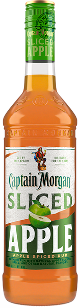 Buy Captain Morgan Sliced Apple Spiced Rum online at sudsandspirits.com and have it shipped to your door nationwide.