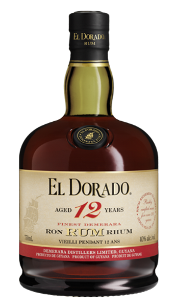 Buy El Dorado 12 Year old Rum online at sudsandspirits.com and have it shipped to your door nationwide.