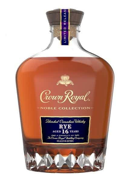Crown Royal Noble Collection 16 Year Old Rye Blended Canadian Whisky (750ml)