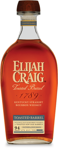 Buy Elijah Craig Toasted Barrel Kentucky Straight Bourbon Whiskey online at sudsandspirits.com and have it shipped to your door nationwide.