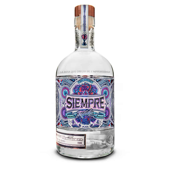 Buy Siempre Tequila online at sudsandspirits.com and have it shipped to your door nationwide