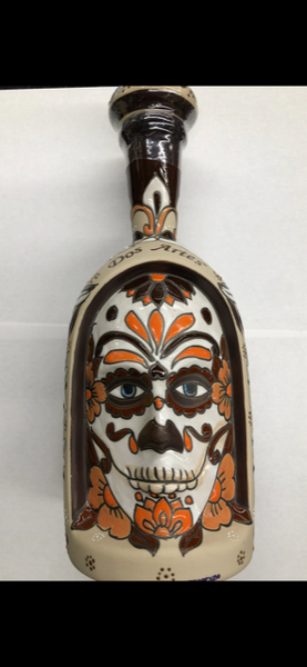 Buy Dos Artes Tequila Extra Anejo Limited Edition Day of the Dead online at sudsandspirits.com and have it shipped to your door nationwide.