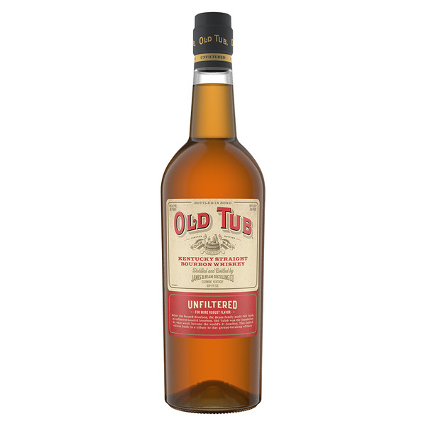 Buy Old Tub Unfiltered Bonded Bourbon online at sudsandspirits.com and have it shipped to your door nationwide.